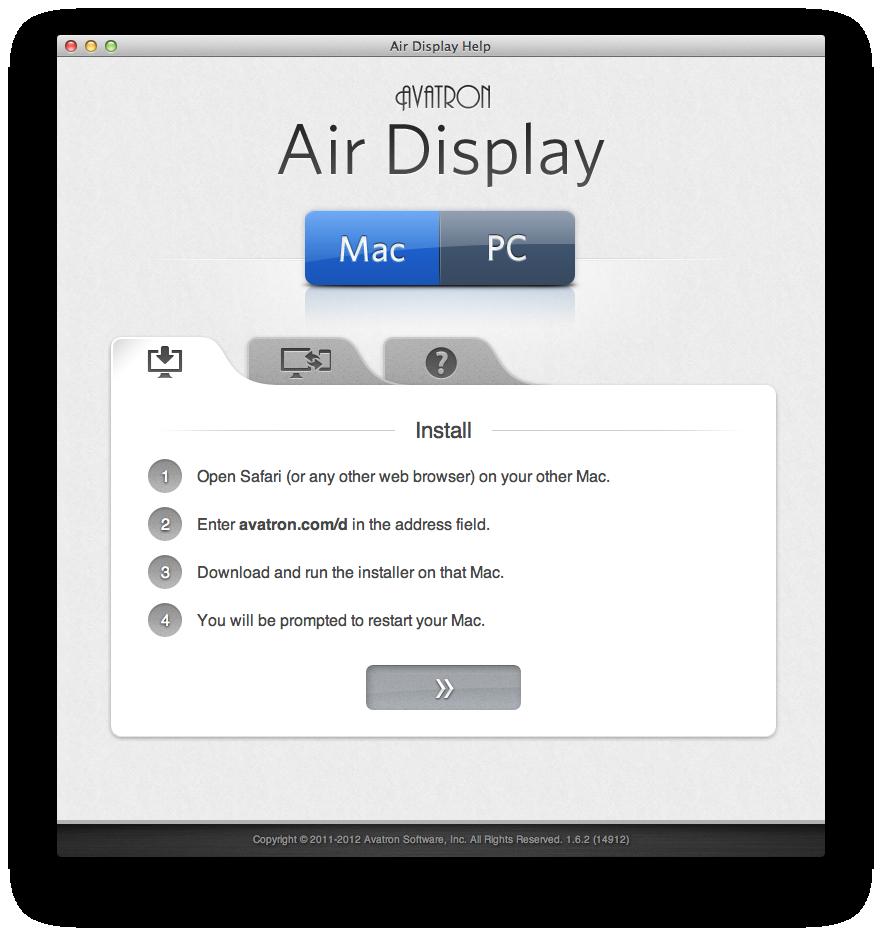 Air Display для PC скачать